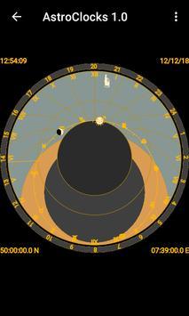 6 Schermata AstroClocks