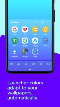 Smart Launcher imagem de tela 4