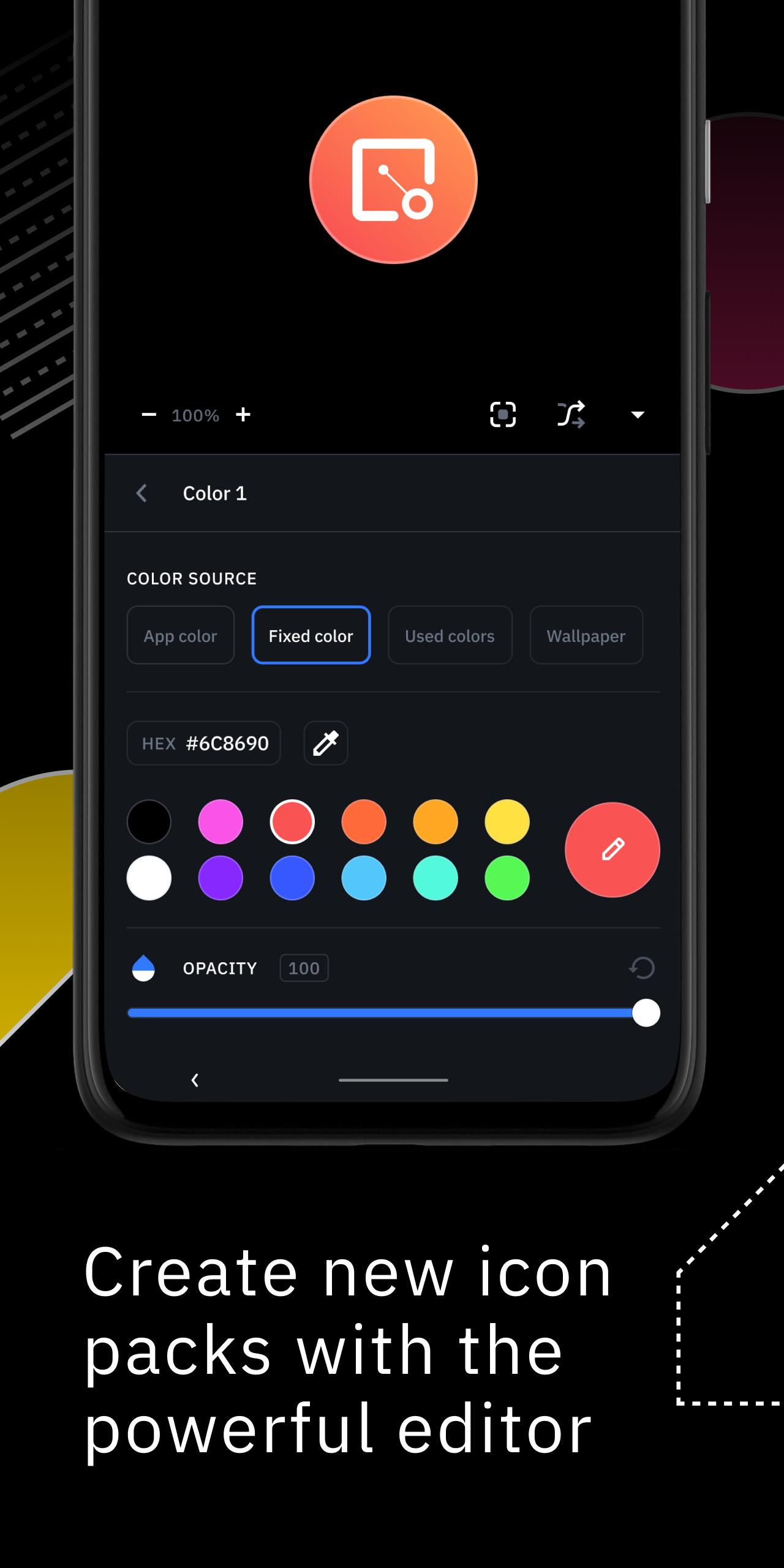 Icon Pack Studio for Android - APK Download
