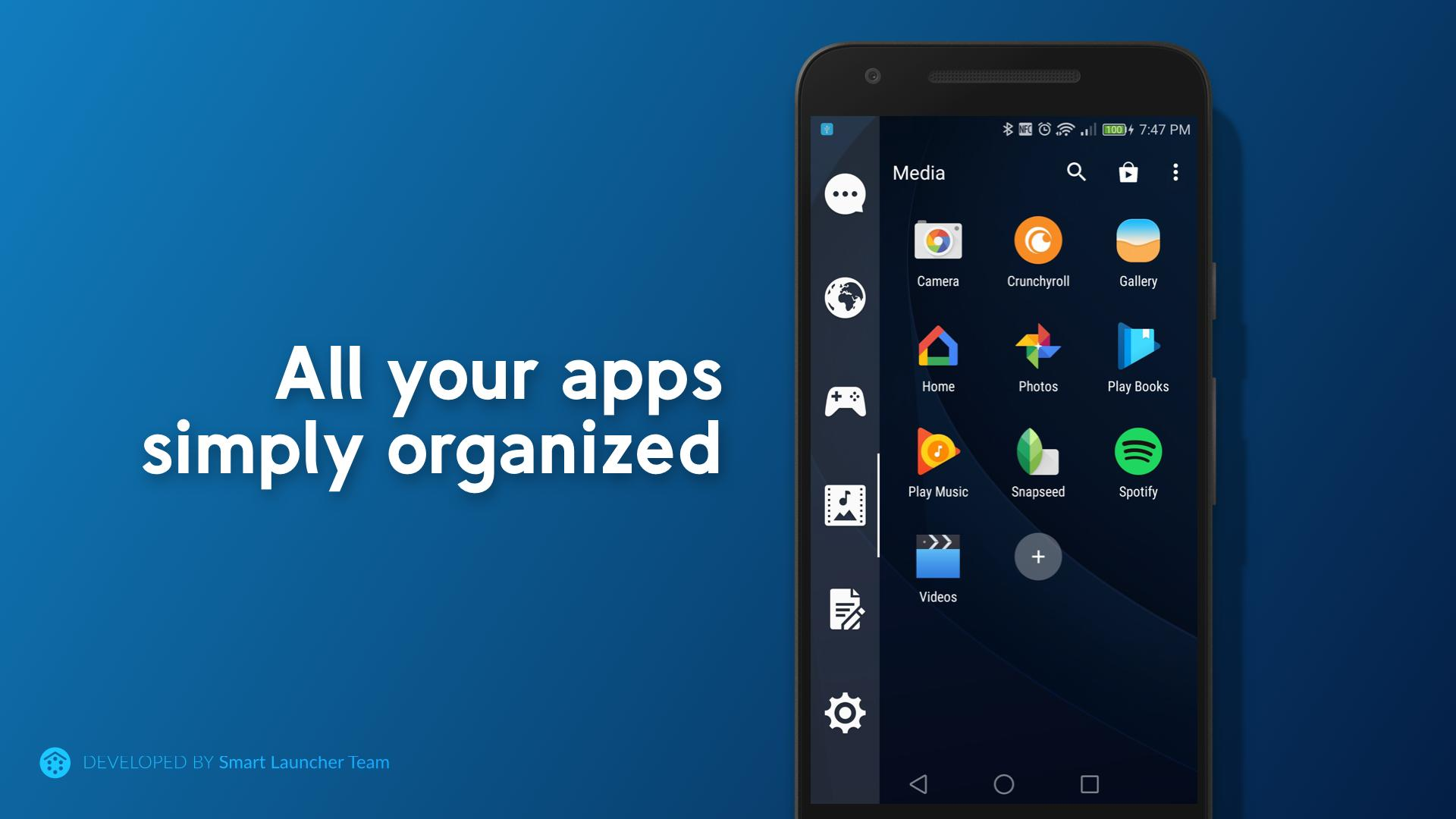 Smart Drawer for Android - APK Download