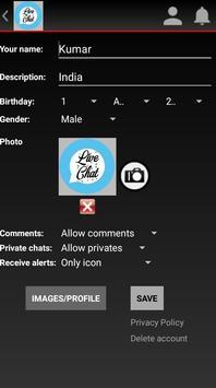 Girls Chat Live Meet screenshot 5