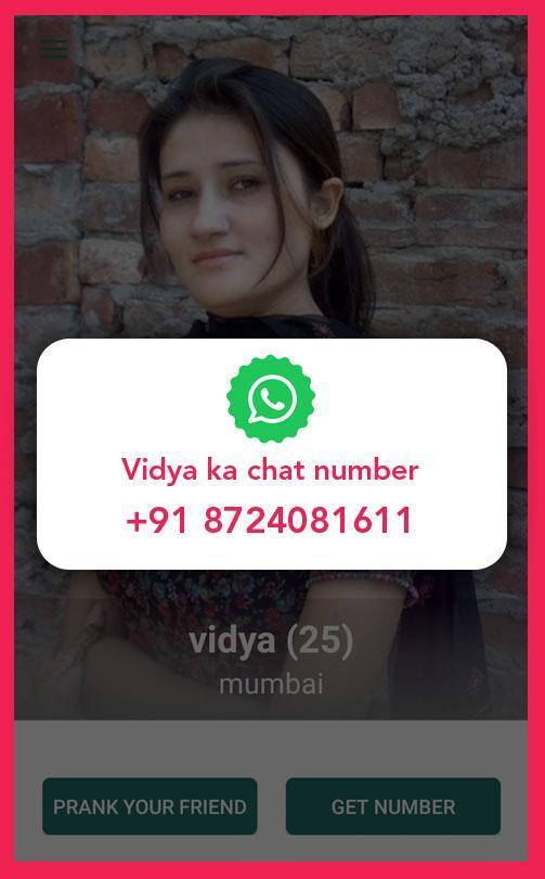 Number girl whatsapp ka Girls Whatsapp