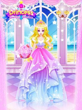 Princess Dress up Games - Princess Fashion Salon screenshot 7
