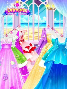 Princess Dress up Games - Princess Fashion Salon screenshot 9