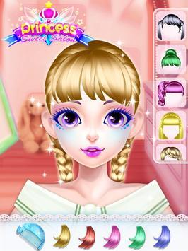 Princess Dress up Games - Princess Fashion Salon screenshot 12