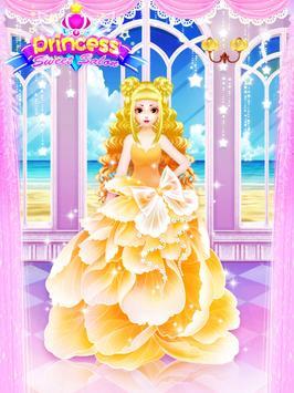 Princess Dress up Games - Princess Fashion Salon screenshot 14