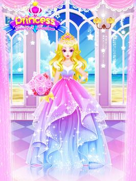 Princess Dress up Games - Princess Fashion Salon screenshot 15
