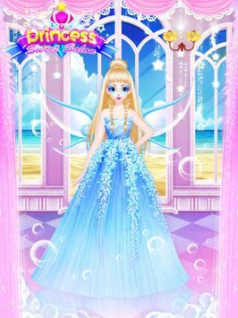Princess Dress up Games - Princess Fashion Salon screenshot 21