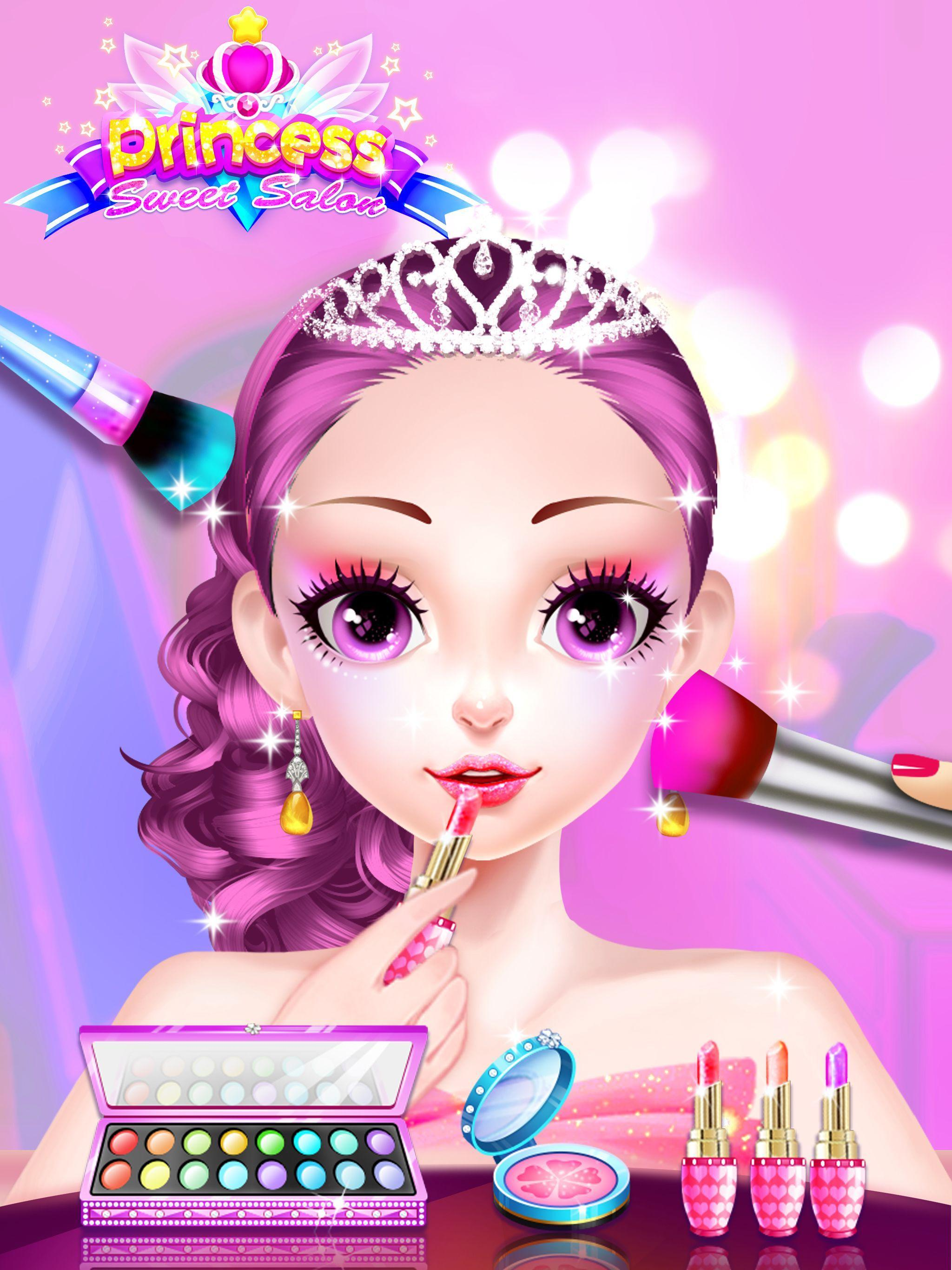 Princess Dress up Games - Princess Fashion Salon for Android