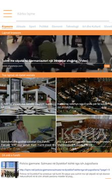 Gjirafa.com screenshot 9