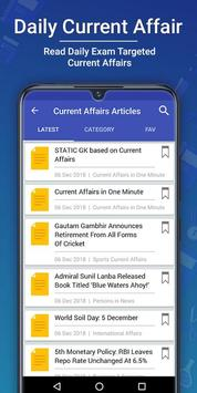 GK & Current Affairs screenshot 2