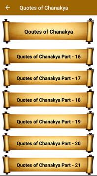 Quotes of Chanakya screenshot 4