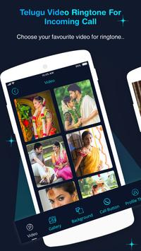Telugu Video Ringtone For Incoming Call poster