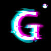 Glitch Video Star Effects - Vinkle Video Editor icon
