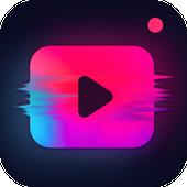 Icona Editor Video: Effetti video tiktok, modifica video