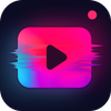Video Editor - Glitch Video Effect & Edit Videos ikona