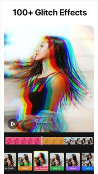 Video Editor - Glitch Video Effects screenshot 1