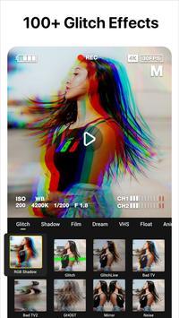 Video Editor - Glitch Video Effects screenshot 2