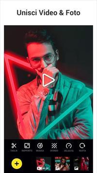 Poster Editor Video: Effetti video tiktok, modifica video