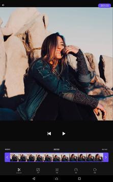 ティックトック編集アプリ - 動画編集、てぃっくとっく、動画加工、歌詞動画が作れるアプリ スクリーンショット 8