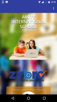 Zybro Digital LanguageLab poster