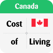 Cost of Living in Canada icon