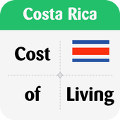 Cost of Living in Costa Rica icon
