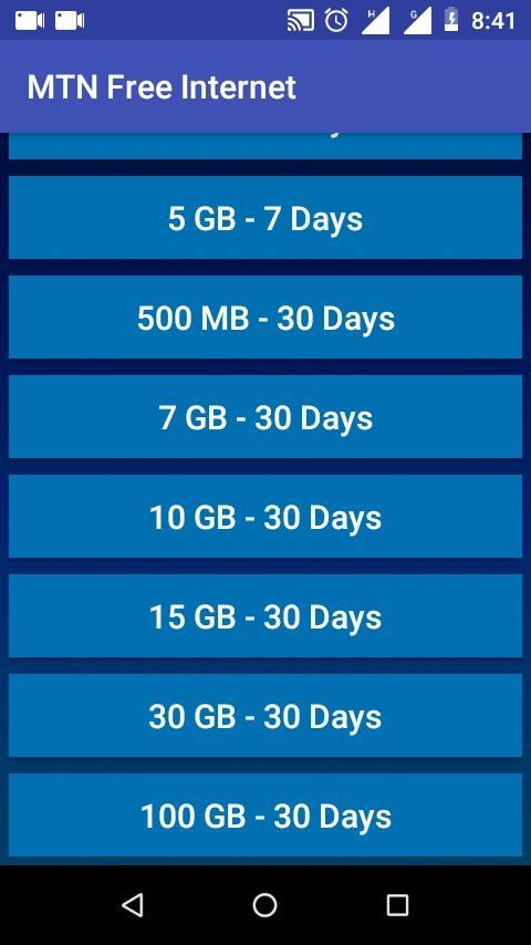 MTN Free Internet for Android - APK Download