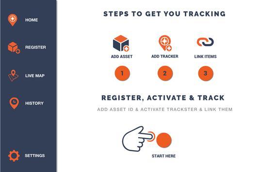 Trackster Enterprise screenshot 11