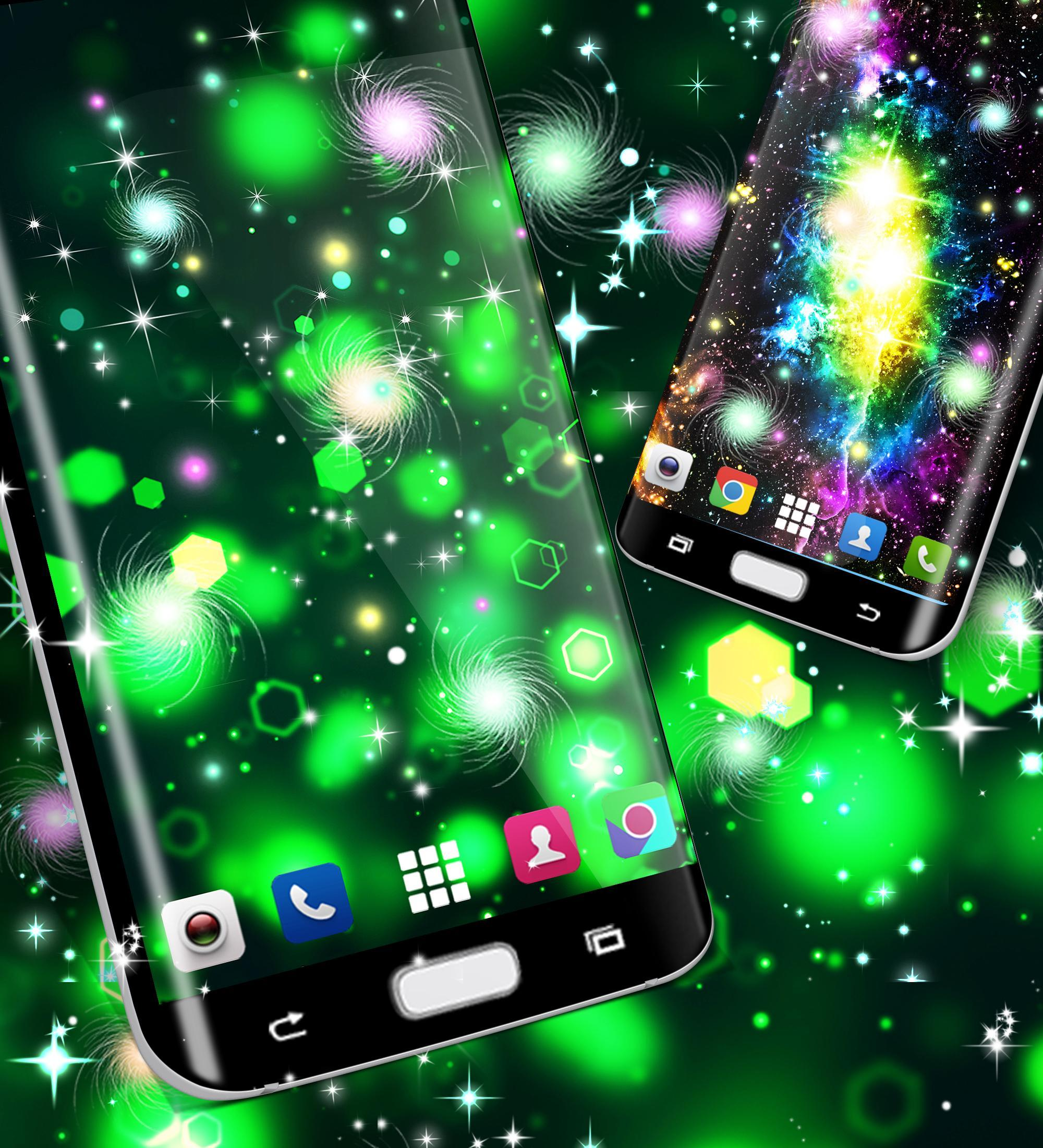 Glowing live wallpaper for Android - APK Download