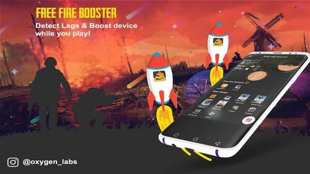 game booster Freefire screenshot 1
