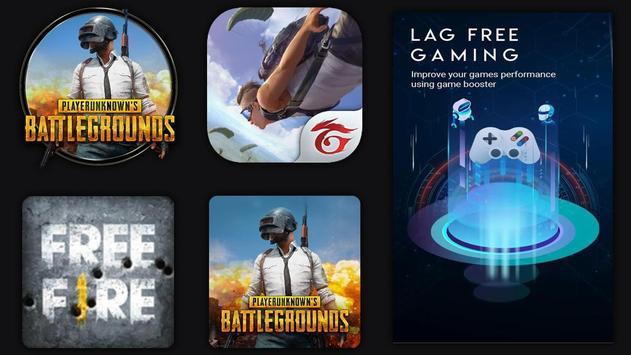 game booster Freefire screenshot 3
