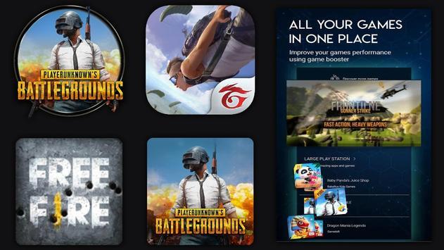 game booster Freefire screenshot 4
