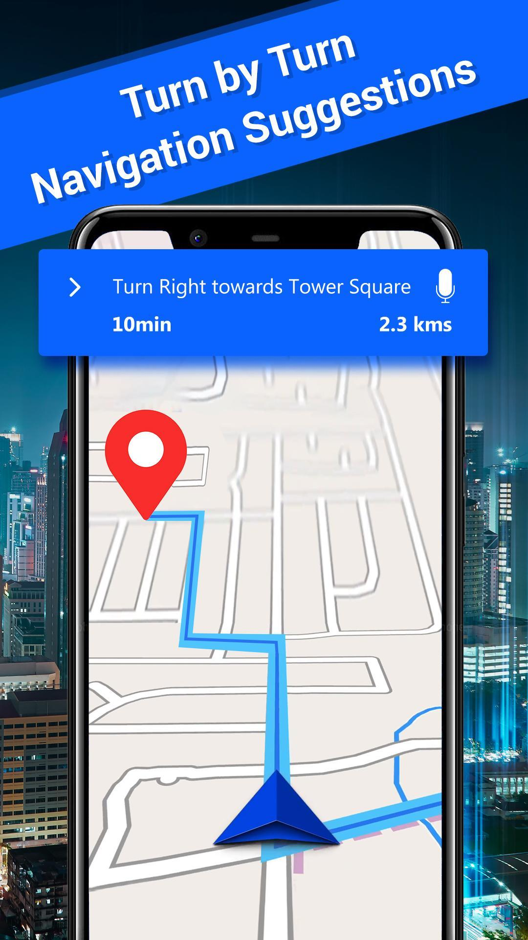 Offline Maps, GPS, Driving Directions for Android - APK Download