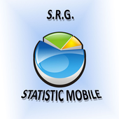 Statistic Mobile 2 icon