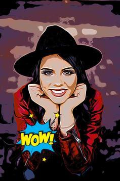 Comica - pasa las fotos a los comics captura de pantalla 1