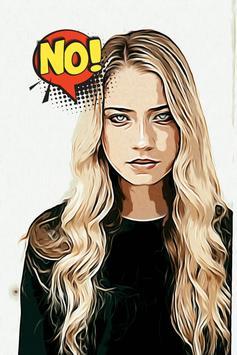 Comica - pasa las fotos a los comics captura de pantalla 5