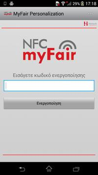 MyFair Perso poster