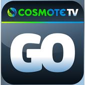 COSMOTE TV GO icon