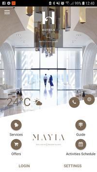 Mayia Exclusive Resort & Spa screenshot 1