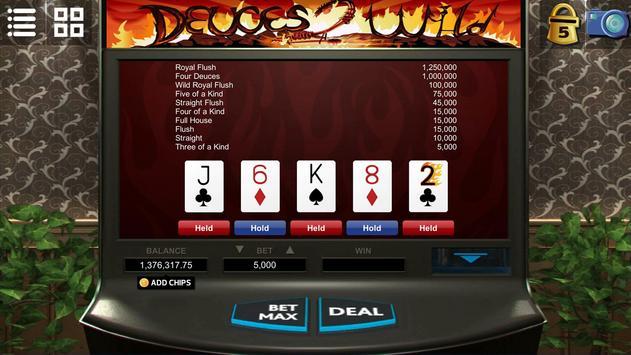Sin City Social Casino & Poker screenshot 1