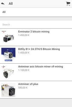 Bitcoin shop screenshot 5