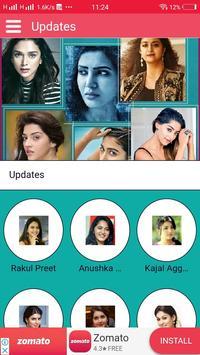 Telugu Actresses poster