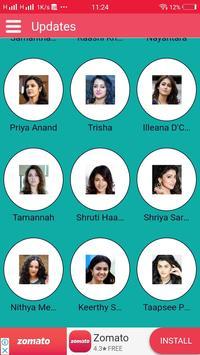 Telugu Actresses screenshot 1