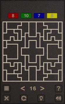 Four Color Shape Puzzle screenshot 13
