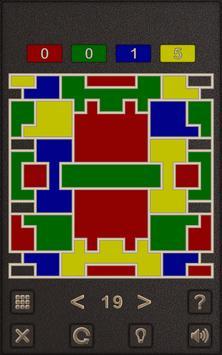 Four Color Shape Puzzle screenshot 19