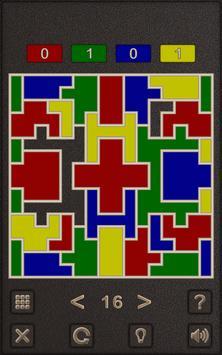 Four Color Shape Puzzle screenshot 6