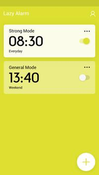 Powerful Alarm Clock & Free Alarm Clock poster