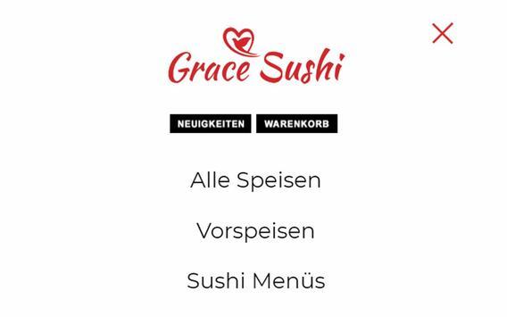 Grace Sushi (Mühlheim) screenshot 7