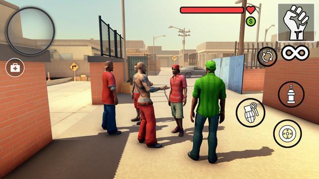 🔫The Grand Rampage: Vice City स्क्रीनशॉट 9